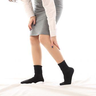 膝痛の様子