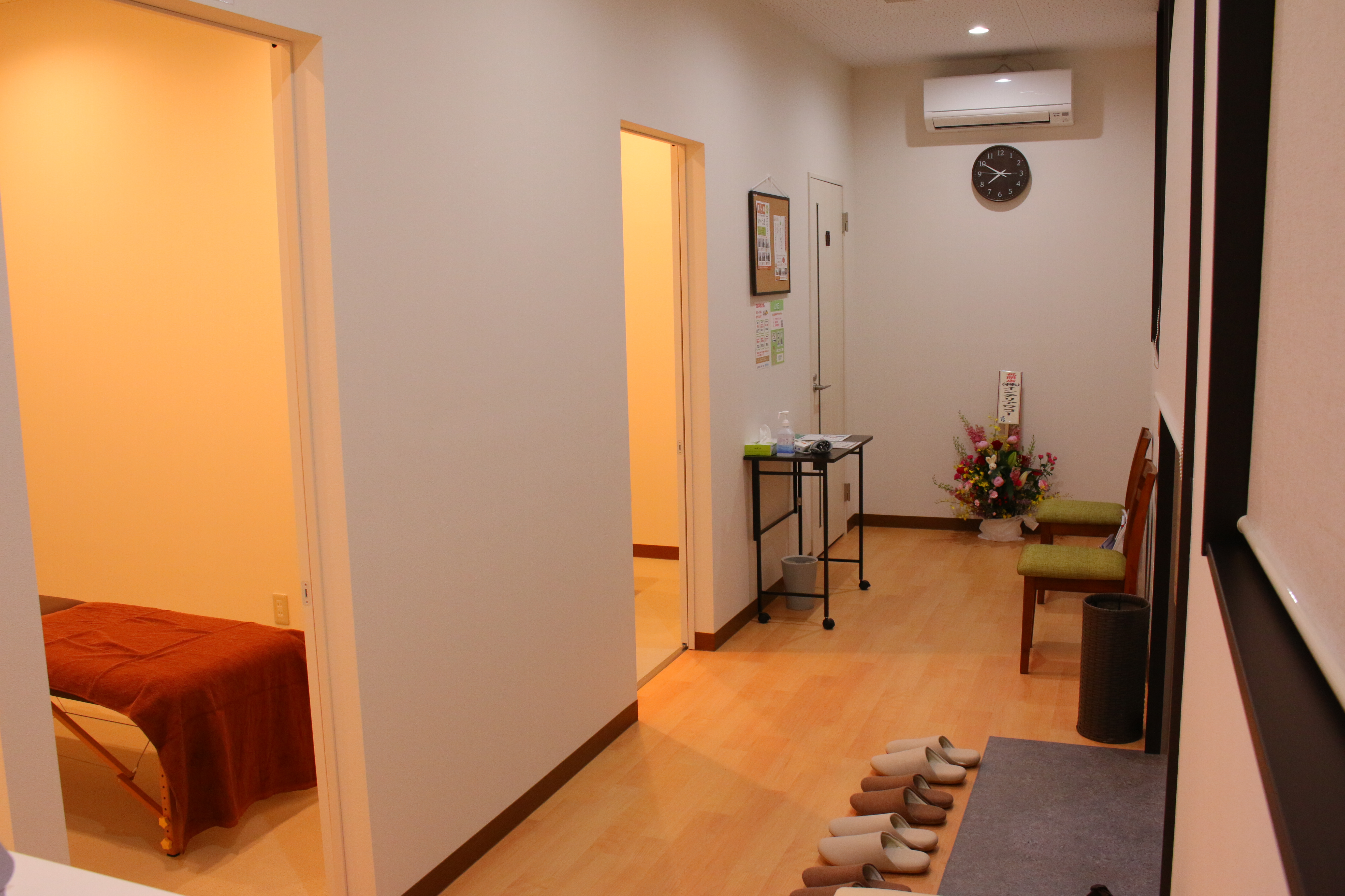 甲府和戸店は、個室で気軽に通いやすい