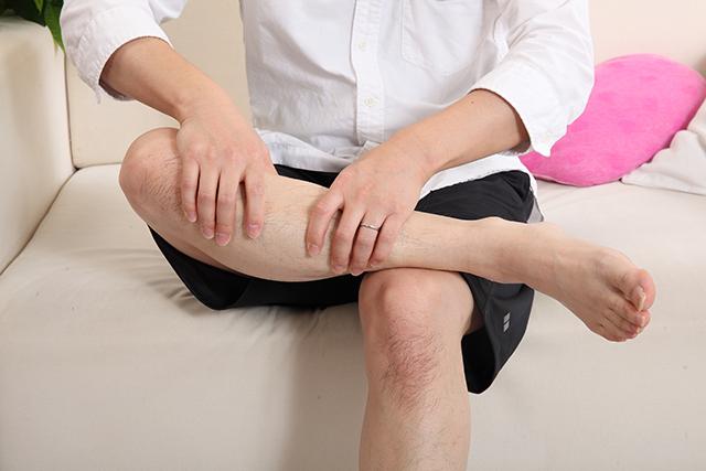 膝の痛みの種類